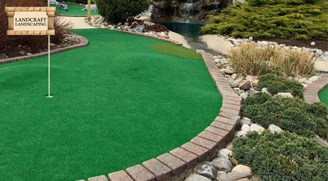 Adding a Putt Putt Golf Course to Your Landscaping Ideas – A General Guideline