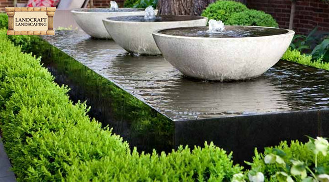 What Are The Notable Advantages Of Adding Water Features In Garden Landscaping?