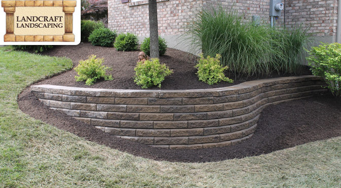 Why Landscapers Prefer Retaining Walls While Designing Landscapes?